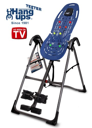 EP 560 Inversion Table Is One Of The Best Inversion Therapy Table That Has  Been Offered By The Teeter Hang Ups Yet. This Particular Inversion Table Is  ...