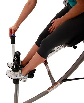 Teeter Contour L5 Inversion Table Easy-to-Reach Ankle Lock