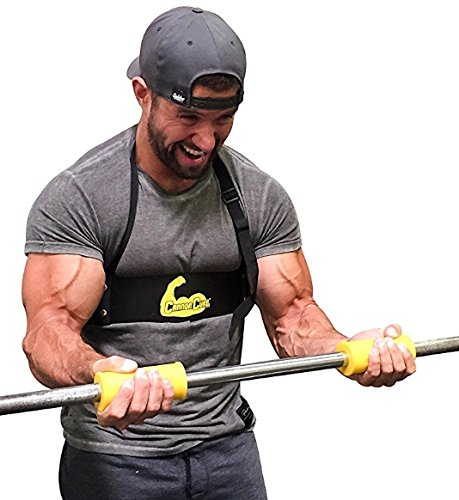 Cannon Curl + Fit Grips - Arm Blaster