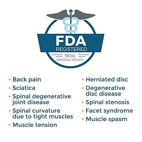 Teeter FitSpine X3 FDA-Registered
