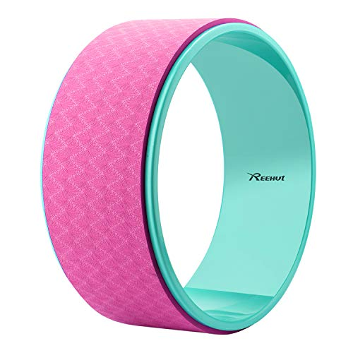 REEHUT Yoga Wheel for Back Pain